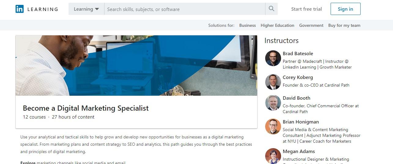 linkdin-digital-marketing-full-course