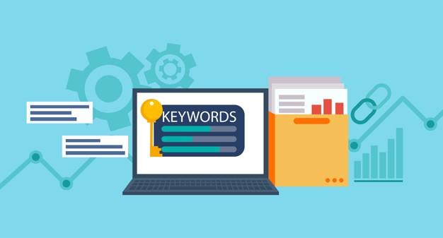 Manage keyword research for inbound marketing plan